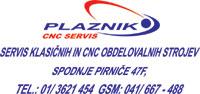 CNC servis Plaznik