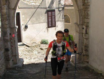 100 milj Istre - izjemen dosežek Marije