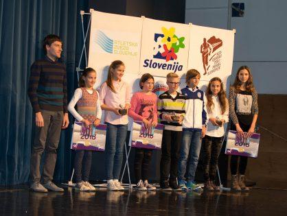 Pokal Slovenije v gorskem teku - podelitev