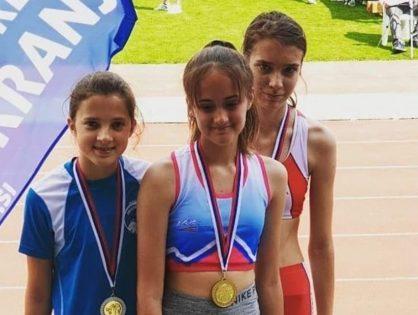 25. Mednarodni atletski miting - memorial Vučko
